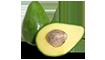 O Óleo de Abacate tem alto valor nutritivo e é um poderoso agente condicionador, adicionando força e brilho aos fios.